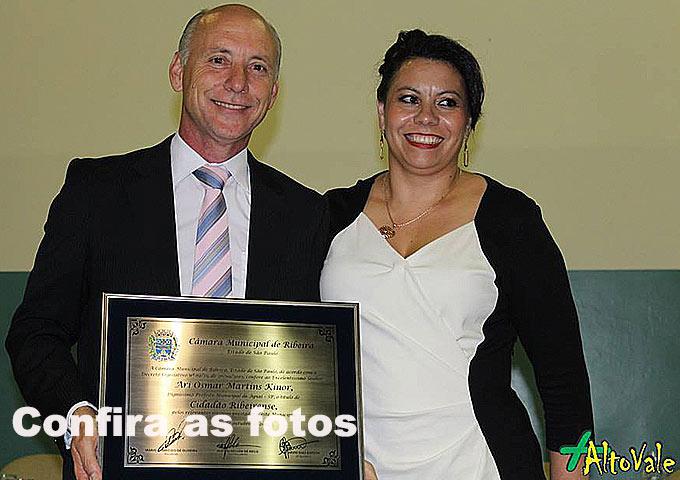 Ari Kinor é Cidadão Ribeirense 2014