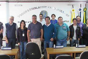 Reunião discute logística do próximo censo do IBGE em Ribeira