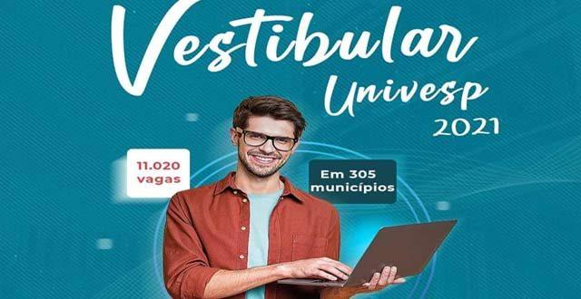 Inscrição para o vestibular UNIVESP vai até dia 20 de maio